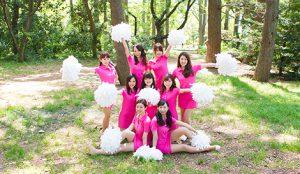 CCL(キャリアチアリーダーズ)2015集合写真3
