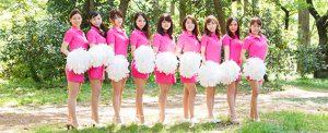 CCL(キャリアチアリーダーズ)2015集合写真4